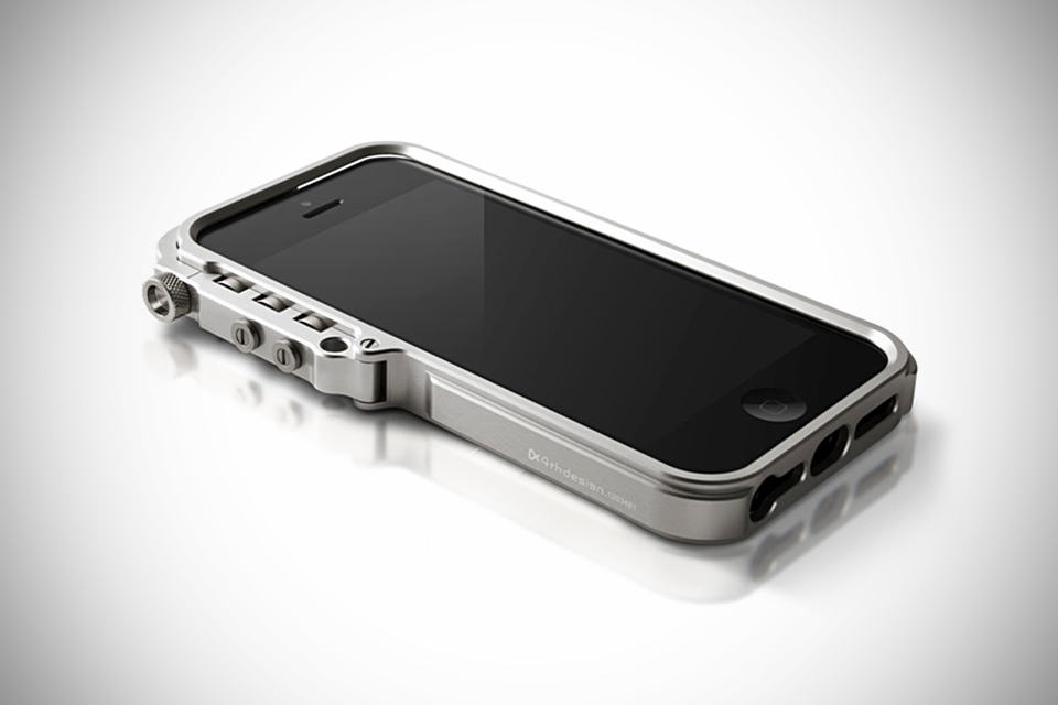 Iphone  Aluminum Bumper Case