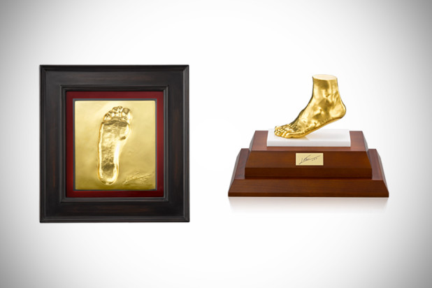 The Golden Foot Plate and The Golden Foot Mini