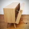 The Hansen Family x Tivoli Audio Furniture Collection - Remix Sound Sideboard Side