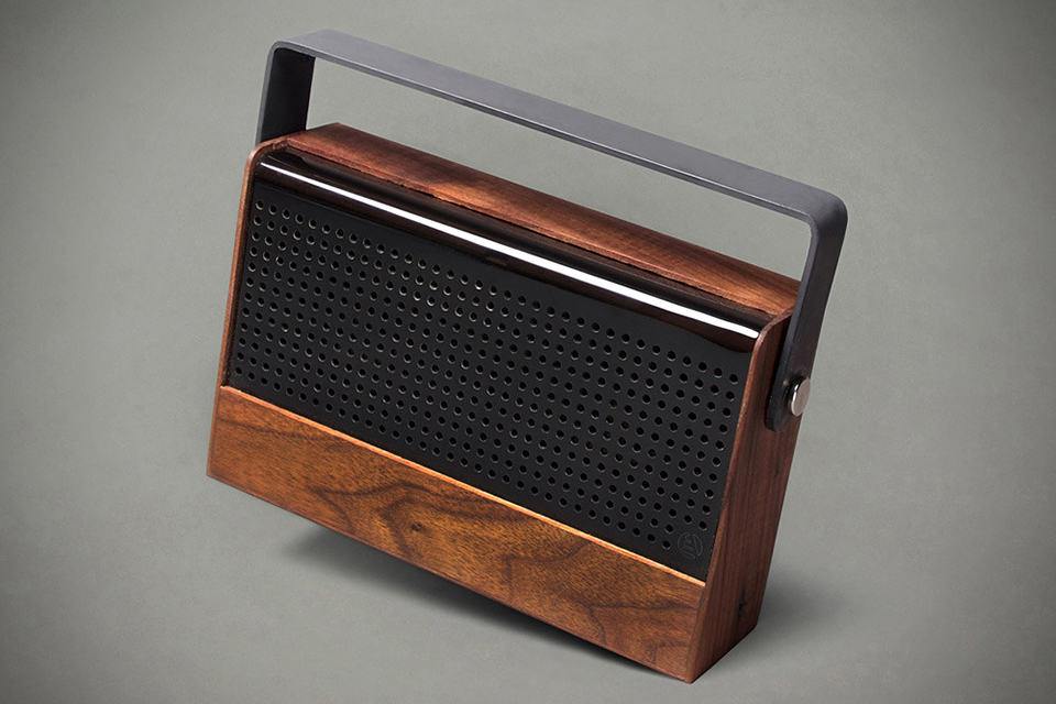 The Kendall Portable Bluetooth Speaker - Front