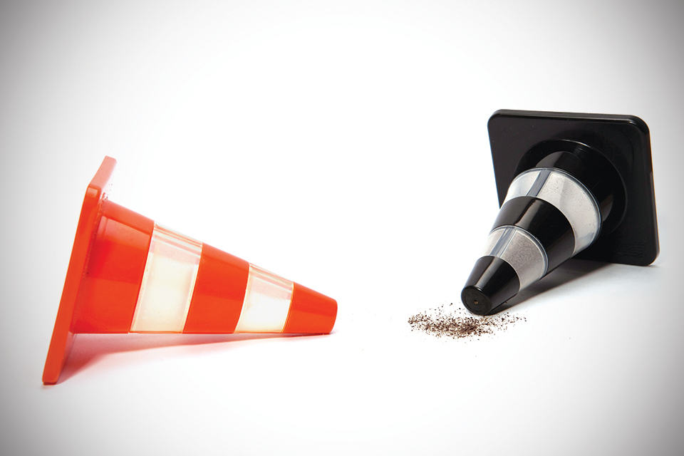 Traffic Cones Salt & Pepper Shakers