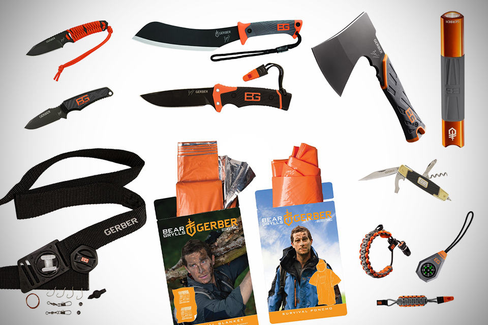 2013 Bear Grylls Survival Series by Gerber