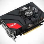 ASUS GeForce GTX 670 DirectCU Mini Graphics Card