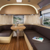 Airstream Land Yacht Trailer - Interior: Social Area