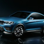 BMW Concept X4 Sports Activity Coupe