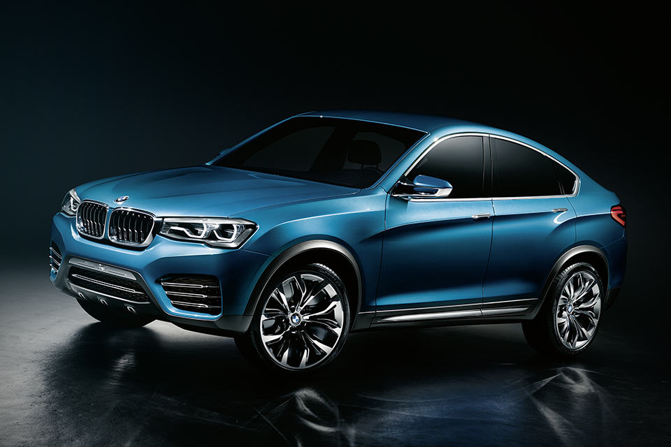 BMW Concept X4 Sports Activity Coupe