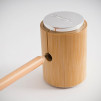 Bamboo Stationery Set by Yu Jian - Pencil Sharpener