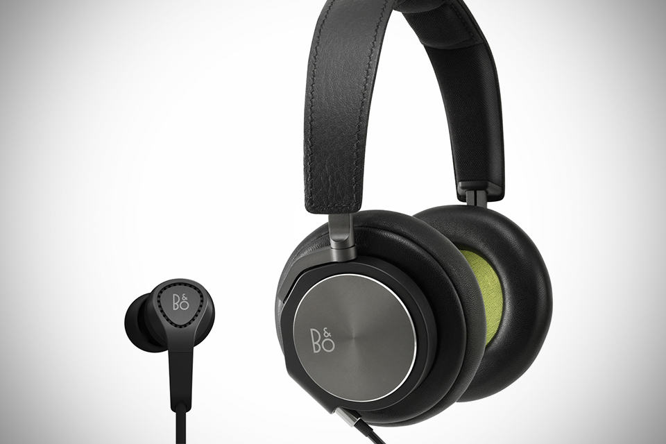 Bang & Olufsen BeoPlay H3 and H6 Headphones