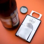 Brew Clip – a Wallet and a Bottle Opener
