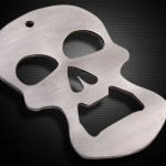 Crranky Skull Bottle Opener