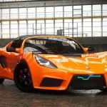 Detroit Electric SP:01 Electric Sports Car