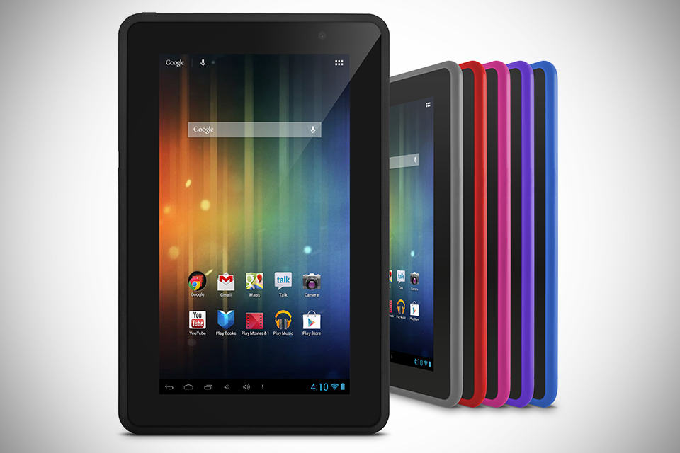 Ematic Genesis Prime 7-inch Google Certified Android Tablet