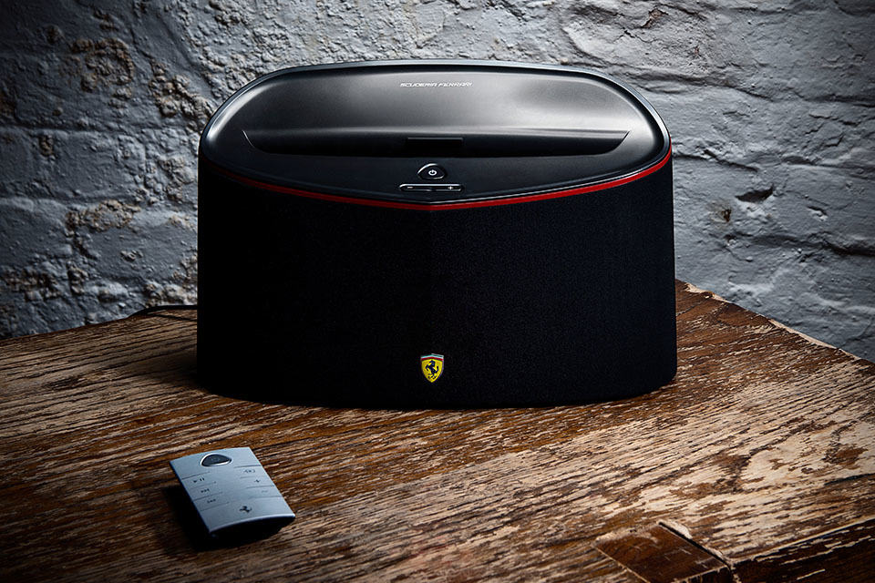 Ferrari by Logic3 FS1 Air Speaker Dock
