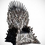 Game of Thrones The Iron Throne Life-size Replica