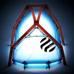 HEMIPLANET The Wedge Inflatable Tent
