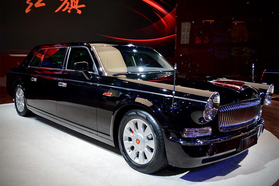 Hongqi L9 Luxury Sedan