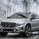 Mercedes-Benz Concept GLA