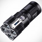 NITECORE TM26 QuadRay 3500 Lumen Flashlight
