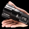NITECORE TM26 QuadRay 3500 Lumen Flashlight - in hand