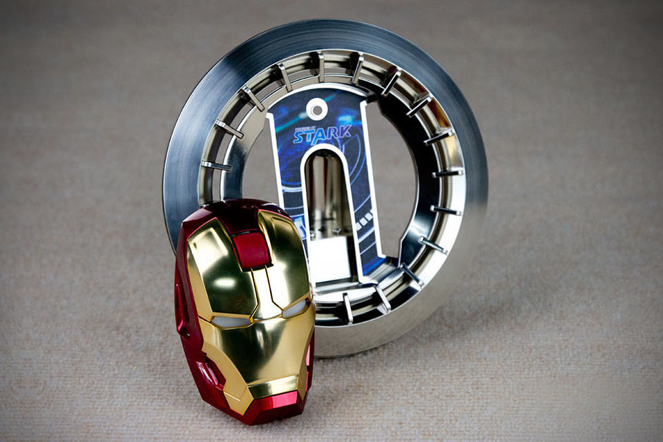 Officially Licensed Iron Man Mouse