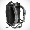 Overboard Pro-Sports Waterproof Backpack - Back view