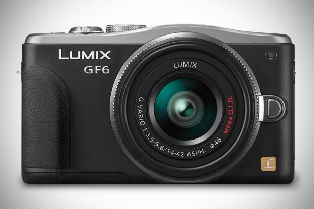 Panasonic Lumix GF6 Digital Single Lens Mirrorless Camera