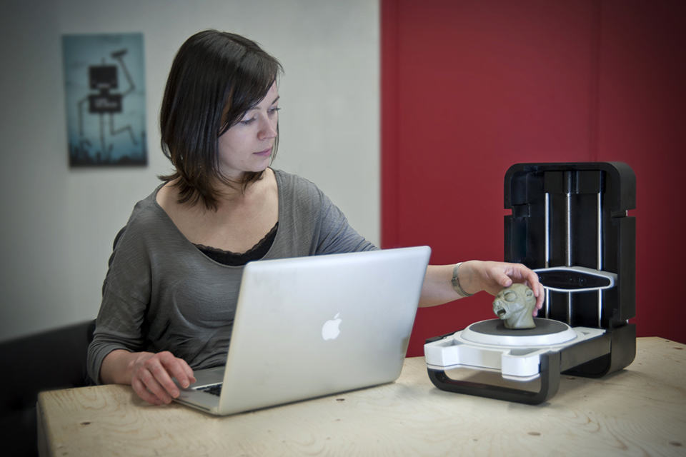 Photon 3D Scanner by Matterform