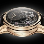 Romain Gauthier Logical One at BASELWORLD 2013