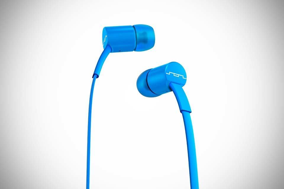 SOL REPUBLIC Jax In-Ear Headphones - Blue