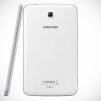 Samsung GALAXY Tab 3 - 3G model - Back and Side