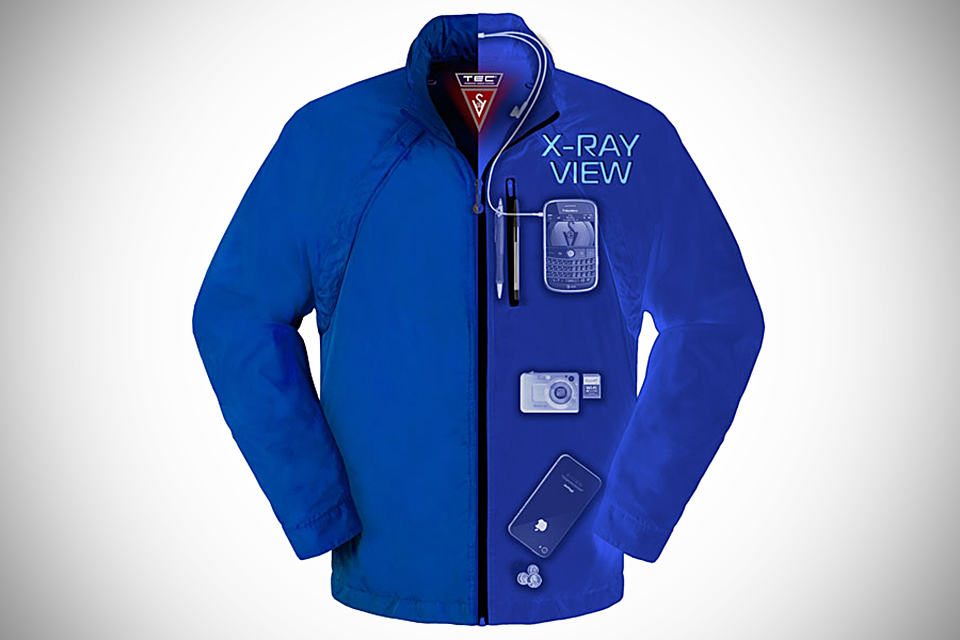 SeV Tropiformer Jacket - The Gadget Jacket