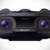 Sony DEV-50V Digital Recording Binoculars - Front