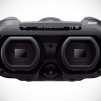 Sony DEV-50V Digital Recording Binoculars - Back