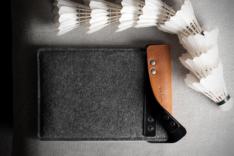 Sport iPad mini Case & Stand by Hard Graft