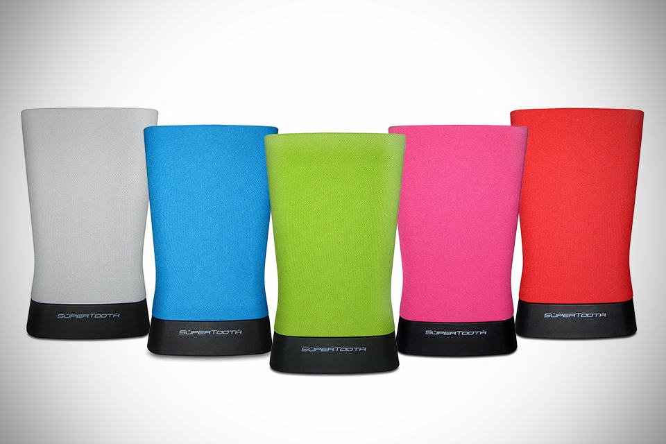 SuperTooth DISCO2 Colors Bluetooth Speakers