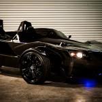 TORQ Electric Three-Wheel Roadster