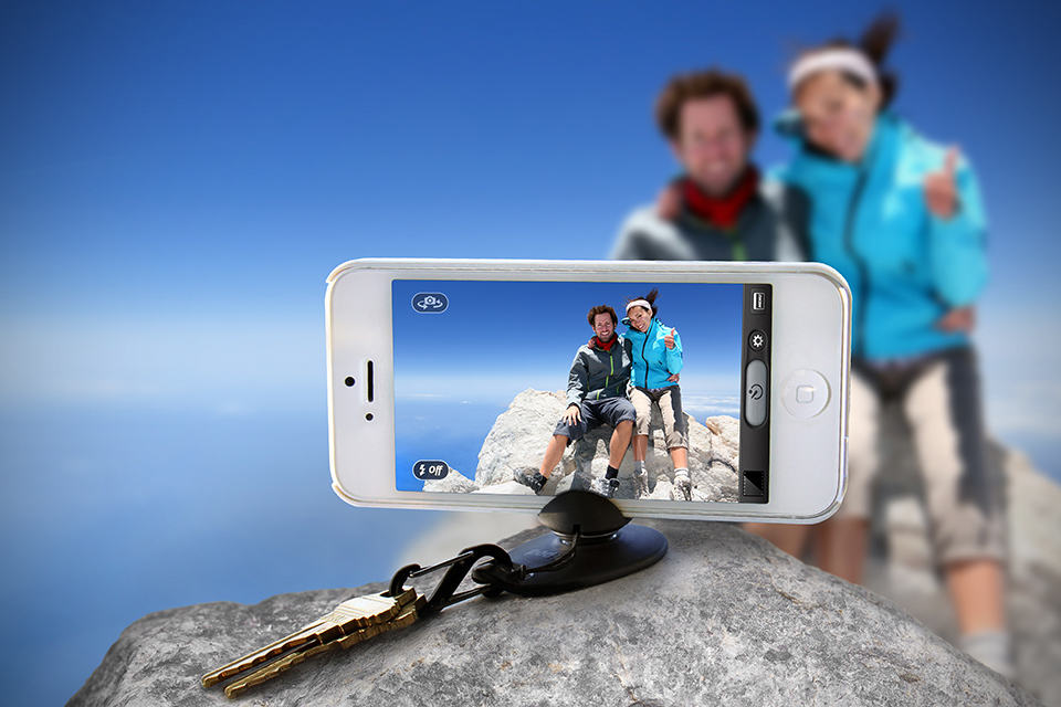 Tiltpod Mobile Articulating Stand for iPhone 5