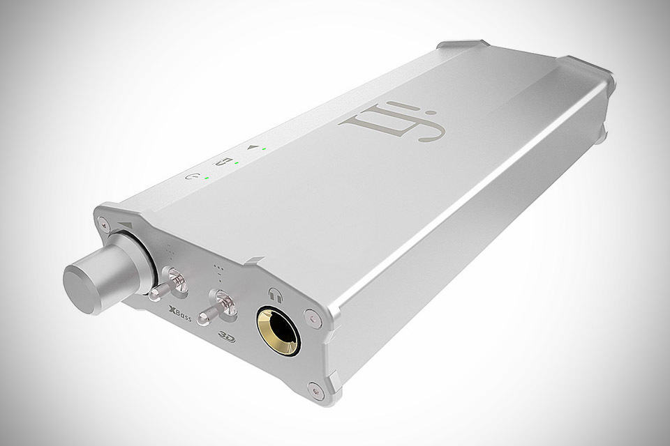 iFi micro iCAN Headphone Amp