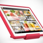 ARCHOS ChefPad – Android Tablet for Cooking Enthusiasts