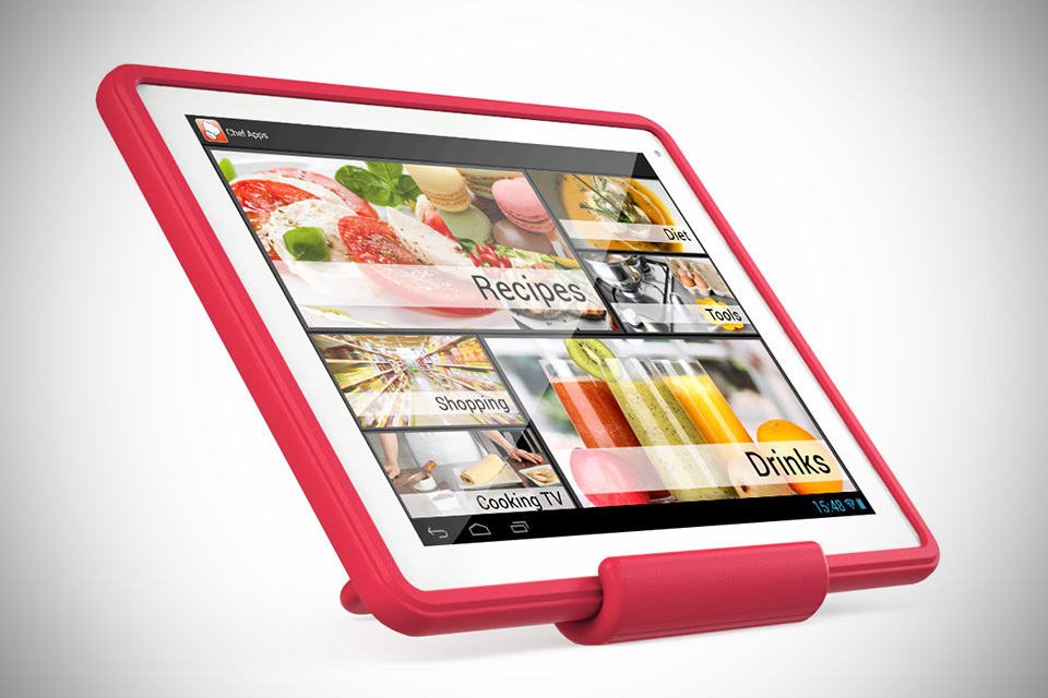 ARCHOS ChefPad - Android Tablet for Cooking Enthusiasts
