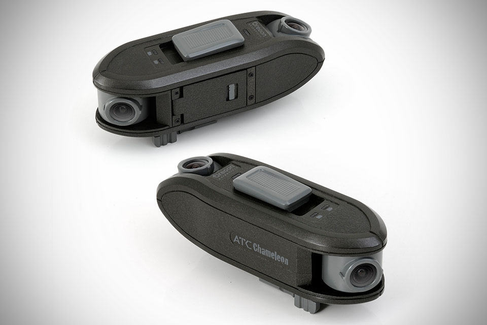 ATC Chameleon Dual Lens Action Video Camera