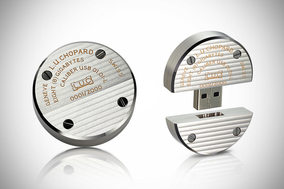 Chopard Caliber USB 01.01.L USB Flash Drive
