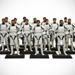 Custom D-Tech Me Stormtrooper Action Figure