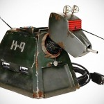 Doctor Who K-9 4-Port USB Hub