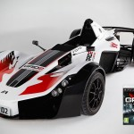 GRID 2 Mono Edition comes bundled with a 280 hp Supercar