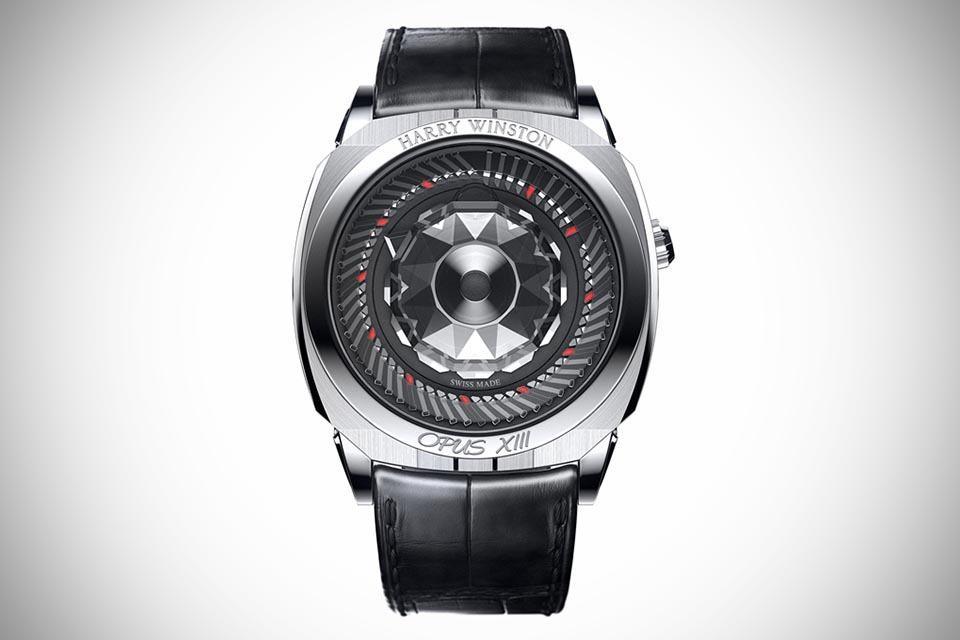 Harry Winston Opus XIII Luxury Watch