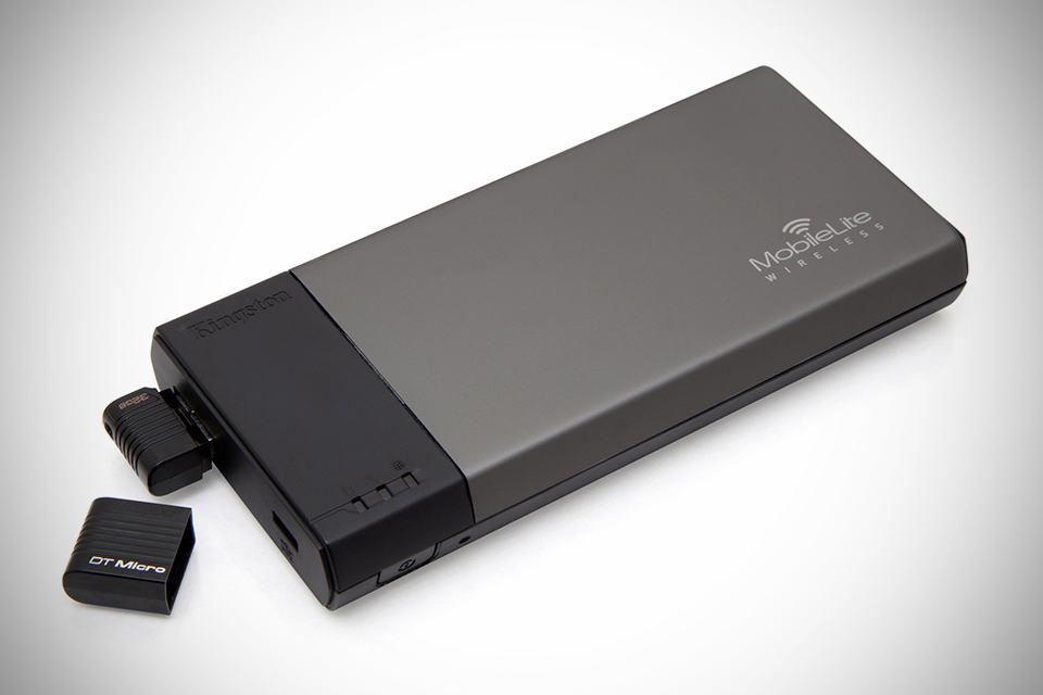 Kingston MobileLite Wireless Flash Reader