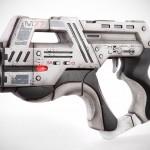 Mass Effect M-77 Paladin Pistol Replica