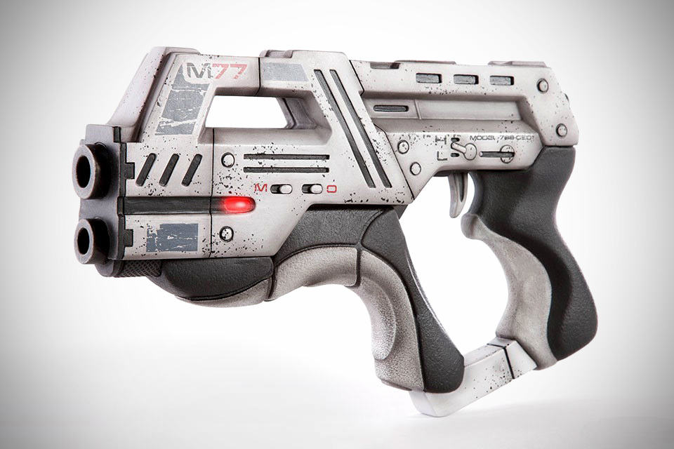 Mass Effect M-77 Paladin Pistol Replica
