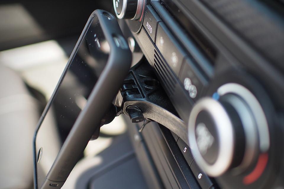 Mountek nGroove Snap CD Slot Car Mount